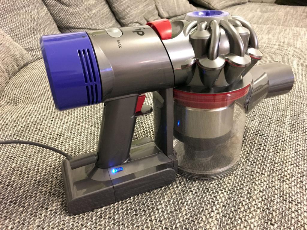 Der neue Dyson V8 ist ein spaciges Gerät!