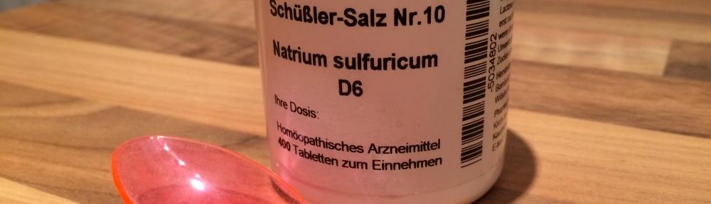 Homöopathie für Katzen - Schüßler Salze Nr. 10
