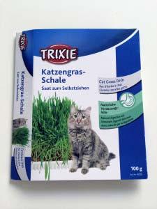 Katzengras Verpackung