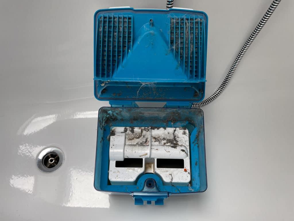 """Unsere """"Ausbeute"""" in der Aqua+ Box"""